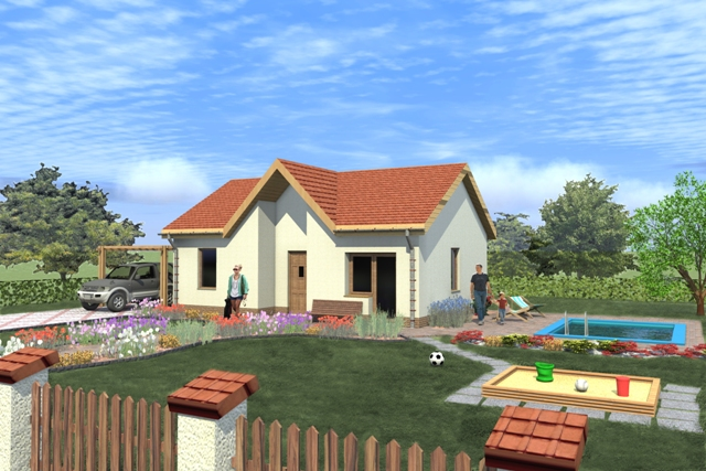 Rodinný dom 3+kk